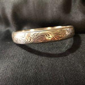 Brighton Annie Oakley bangle bracelet